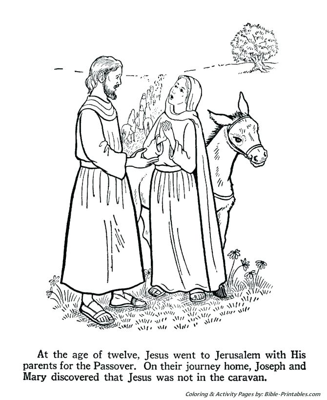 670x820 Mary And Joseph Coloring Pages Story Of Coloring Pages Coloring