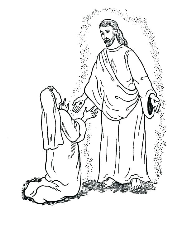 600x734 Coloring Pages For Kids Son Of Bible Coloring Pages For Kids Son