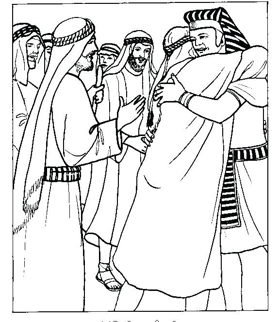 575x663 Elegant Story Of Joseph Coloring Pages For Bible Story Coloring
