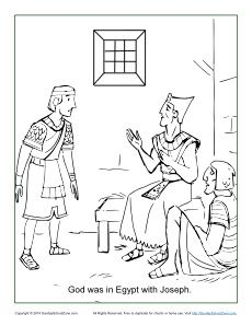 230x298 Jacob Giving Joseph The Coat Of Many Colors Coloring Page Joseph