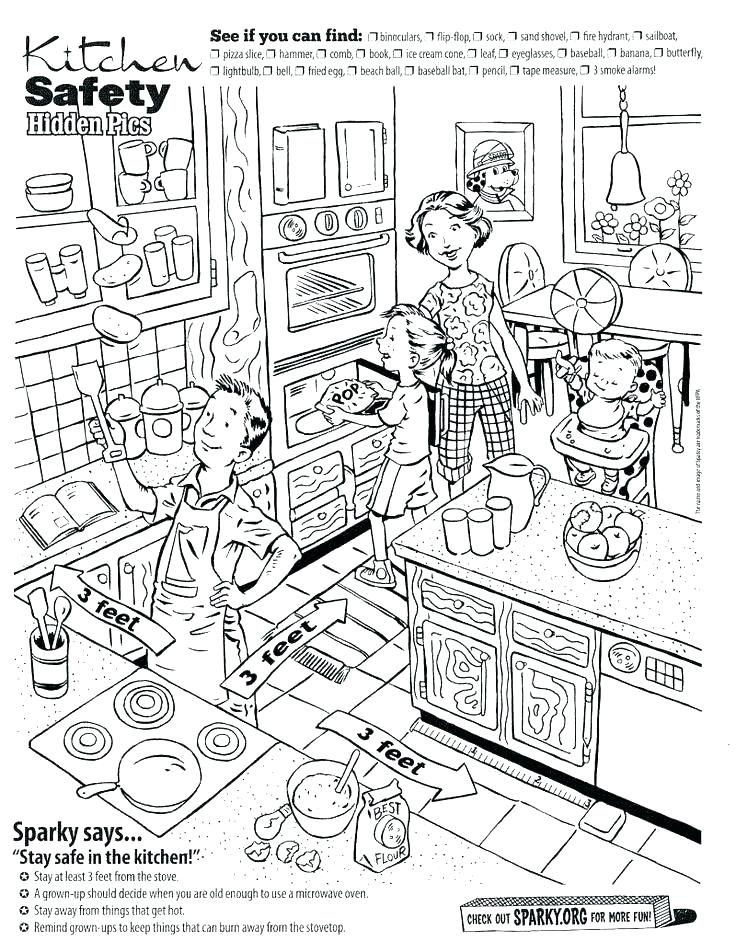 736x952 Fire Safety Coloring Pages Free Fire Safety Coloring Pages Fire