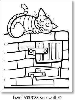 285x382 Salvador Dali Coloring Pages Elegant Cats And Geishas Coloring