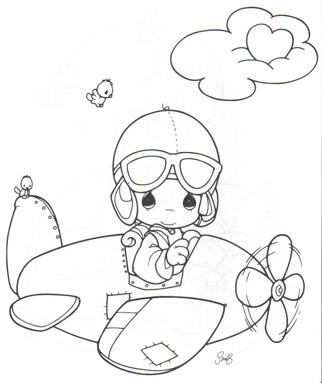1120x1333 Coloring Pages Page