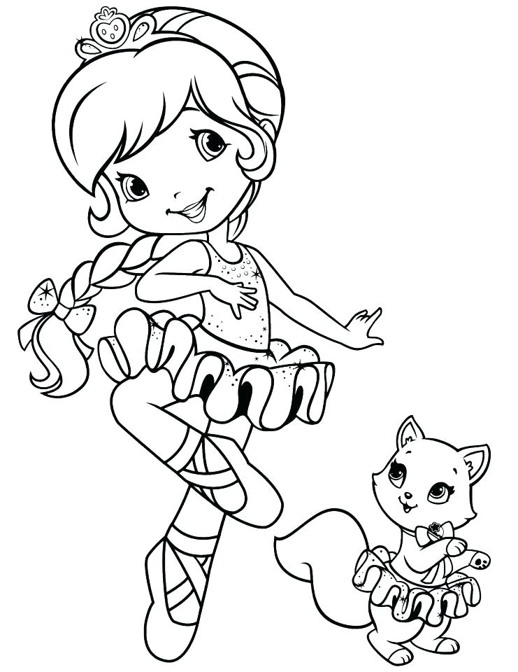 741x960 Coloring Pages Strawberry Shortcake Strawberry Shortcake Coloring