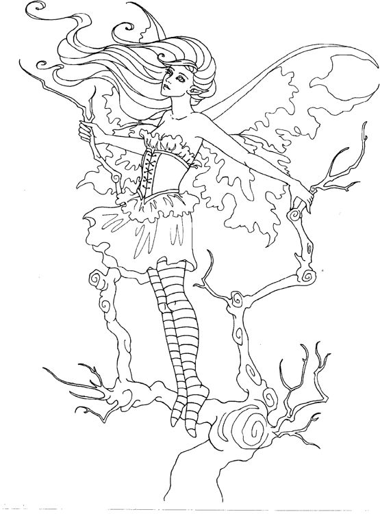 Strange Magic Coloring Pages