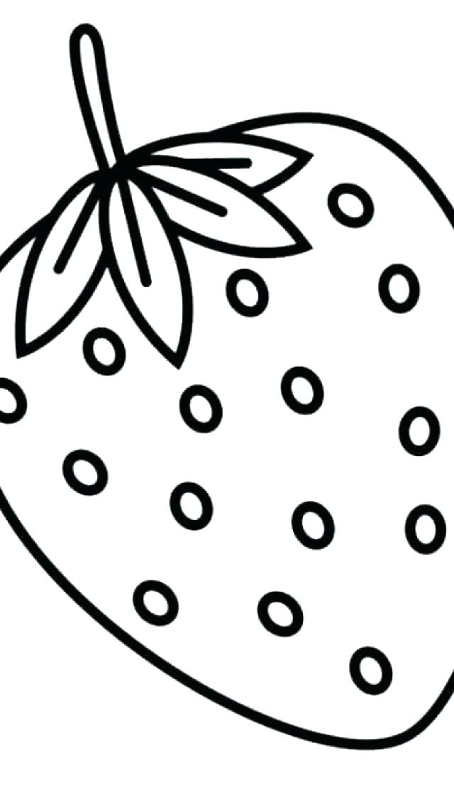 640x1136 Printable Shopkin Coloring Pages Strawberry Coloring Page