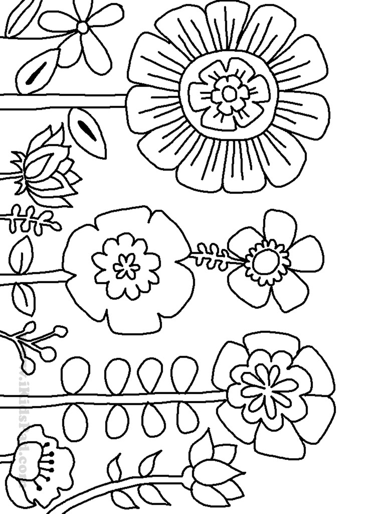 768x1024 Strawberry Plant Coloring Page Free Printable Pages At Plants Tixac
