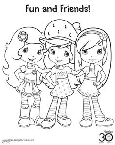 236x297 Strawberry Shortcake Clipart Black And White Collection
