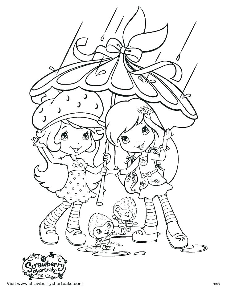736x946 Strawberry Shortcake Pictures To Color Strawberry Shortcake