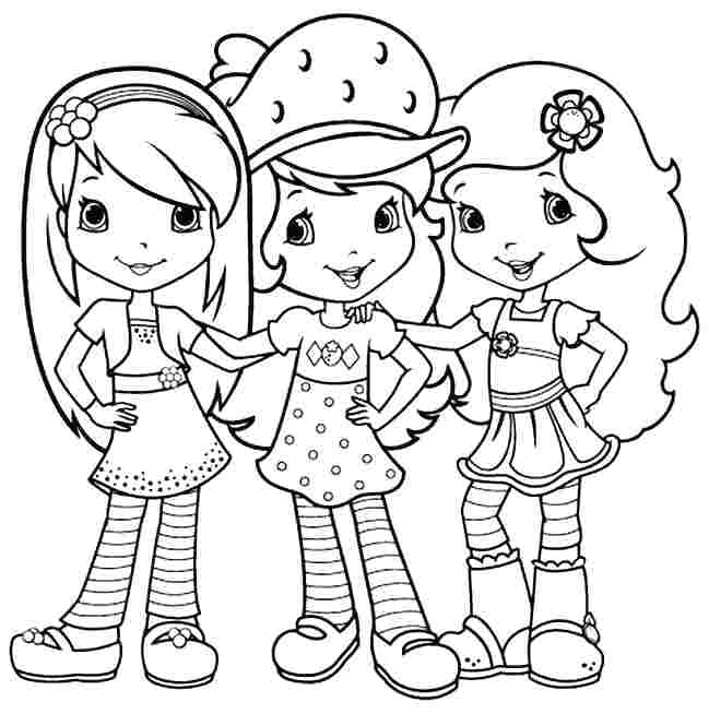649x654 Strawberry Shortcake Coloring Page Strawberry Shortcake Coloring