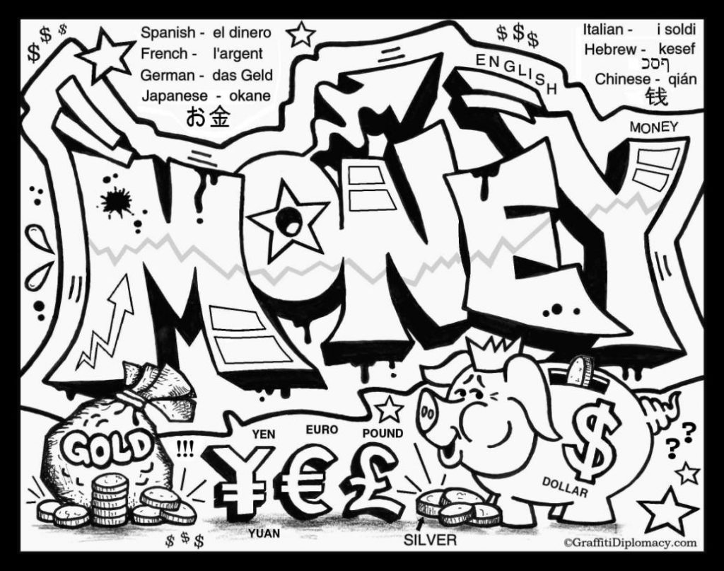 1024x807 Best Of Graffiti Art Coloring Pages Free Design Free Coloring Pages