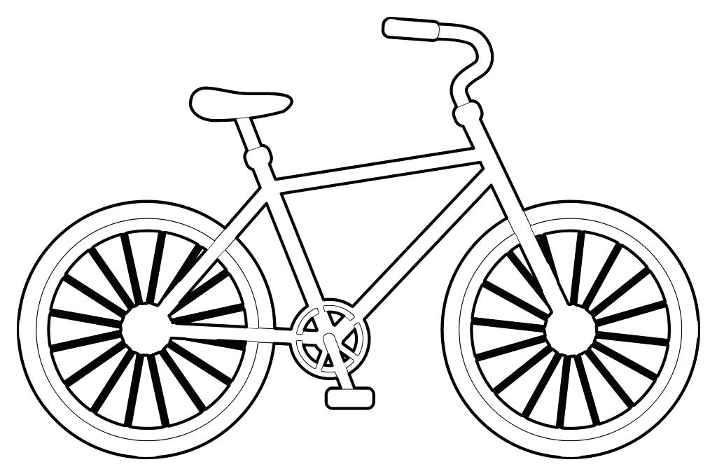 1024x680 Bmx Racing Coloring Pages Coloring Pages Of Bikes Coloring Pages