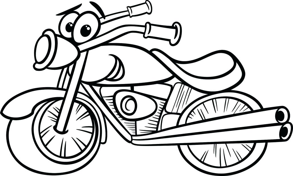 1024x616 Coloring Page Bike Coloring Pages Street Girl Riding A Bike Bmx