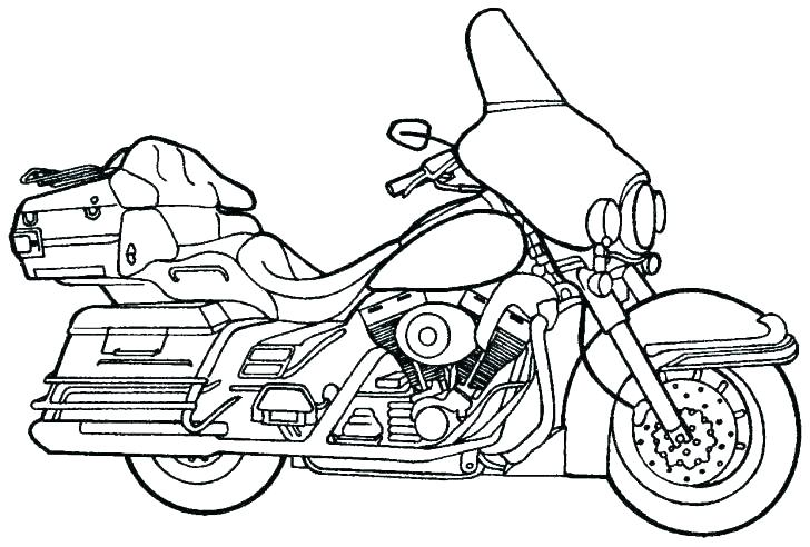 728x492 Coloring Pages Flowers And Hearts Bicycle Street Bike Page Free