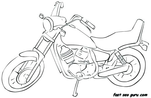 518x338 Dirt Bike Helmet Coloring Pages Top Rated Bike Coloring Pages