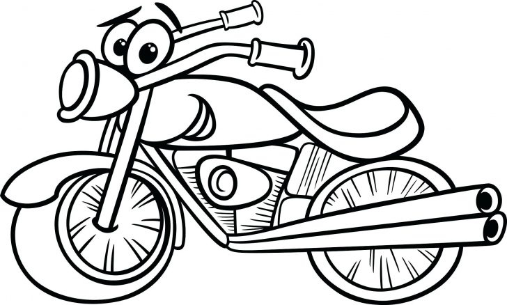 728x438 Bicycle Safety Coloring Pages