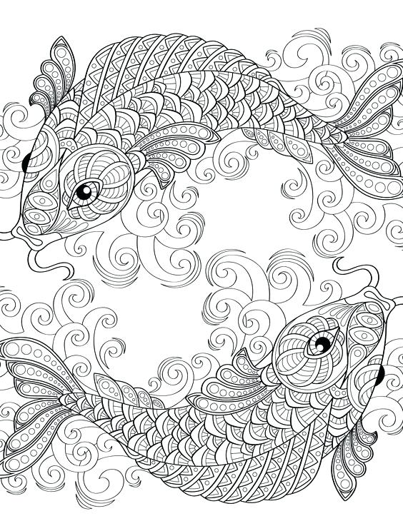 564x744 Stress Coloring Pages For Adults Anti Stress Coloring Book