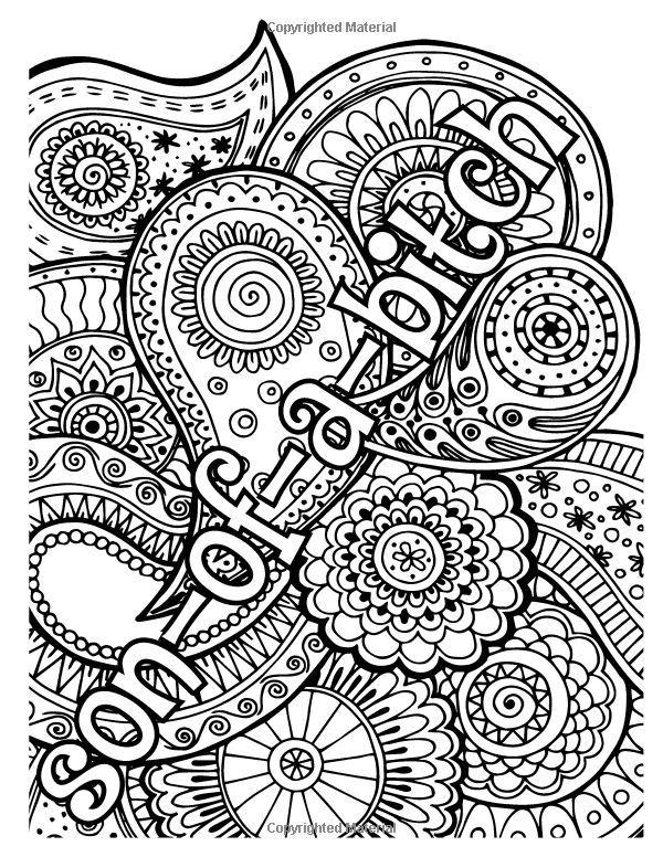 Stress Relief Coloring Pages For Adults At Getdrawings Com Free