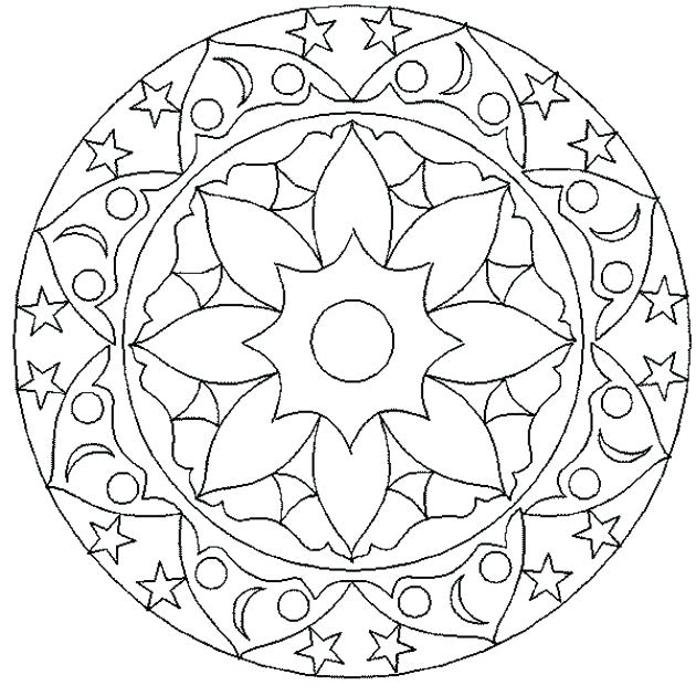 630x630 Unique Stress Relief Coloring Pages Or Stress Reducing Adult