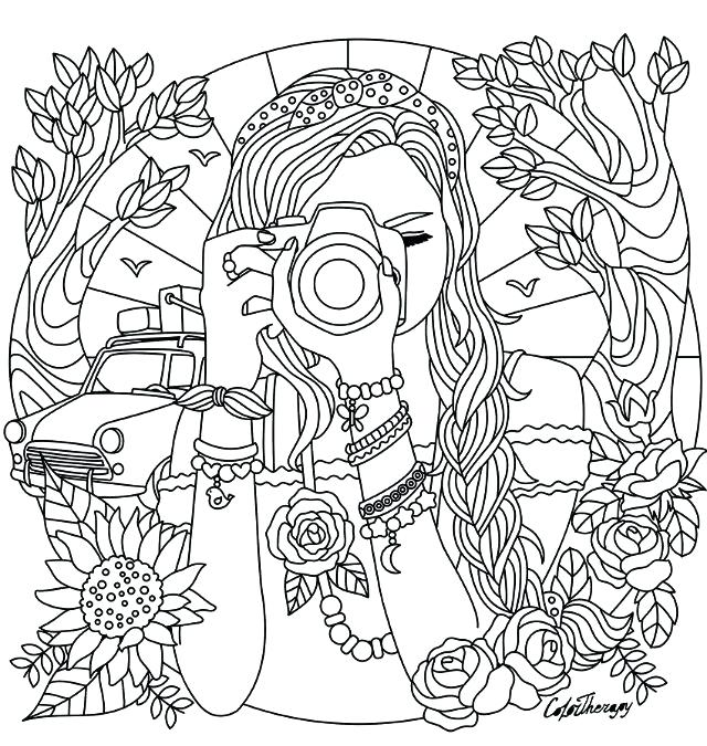 Stress Relieving Coloring Pages Printable at GetDrawings ...