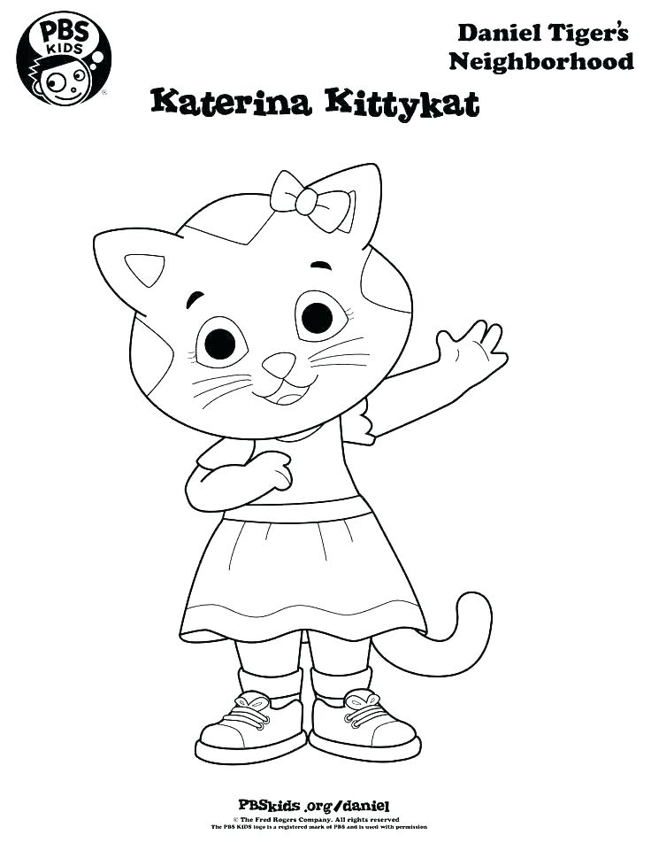 736x952 Tiger Without Stripes Coloring Page Free Printable Coloring Pages