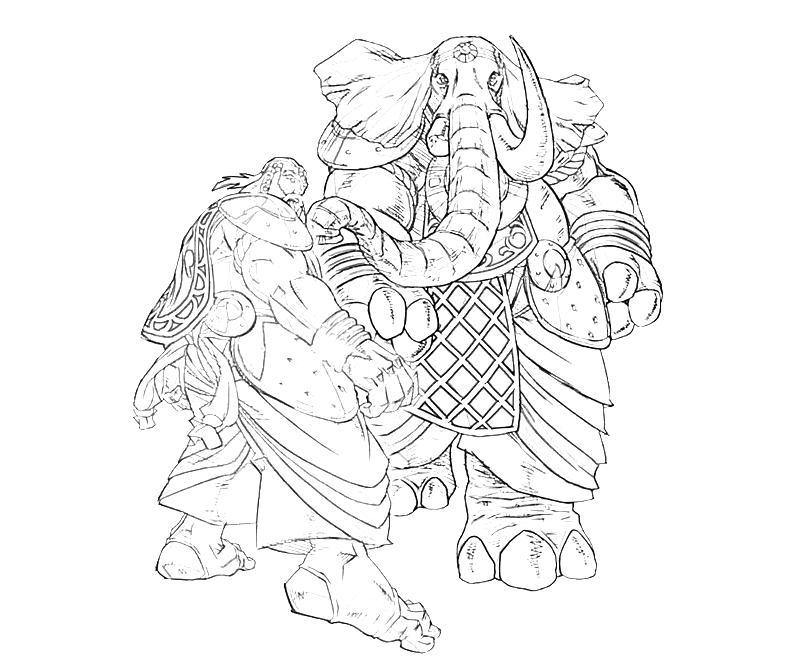 800x667 Ganesha Strong Art Paper
