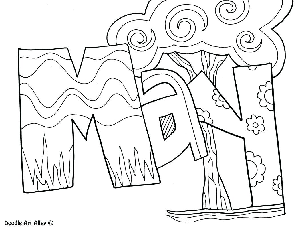 1035x800 Student Name Coloring Pages Fest Jack O Lantern Crafty Design