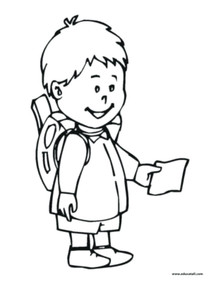 The Best Free Student Coloring Page Images Download From 130 Free