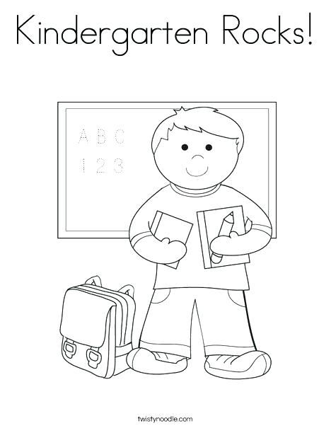 468x605 Coloring Pages For Kindergarten More Images Of Coloring Worksheets