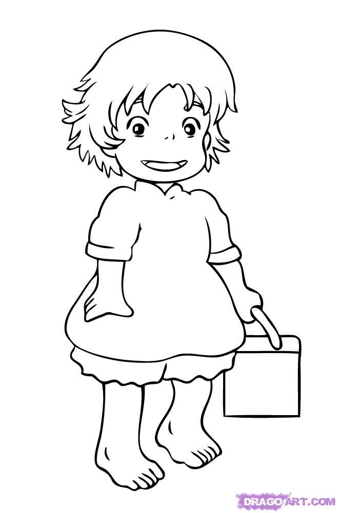 659x1001 Coloring Pages Craft