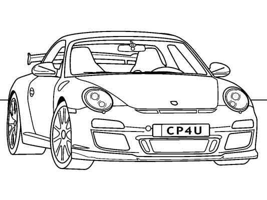533x400 Cars Coloring Pages Page Of Got Coloring Pages