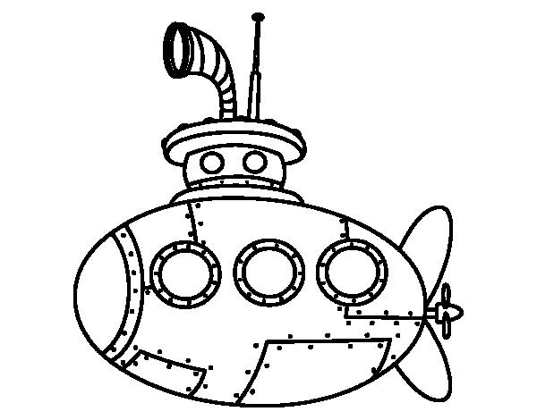600x470 Submarine
