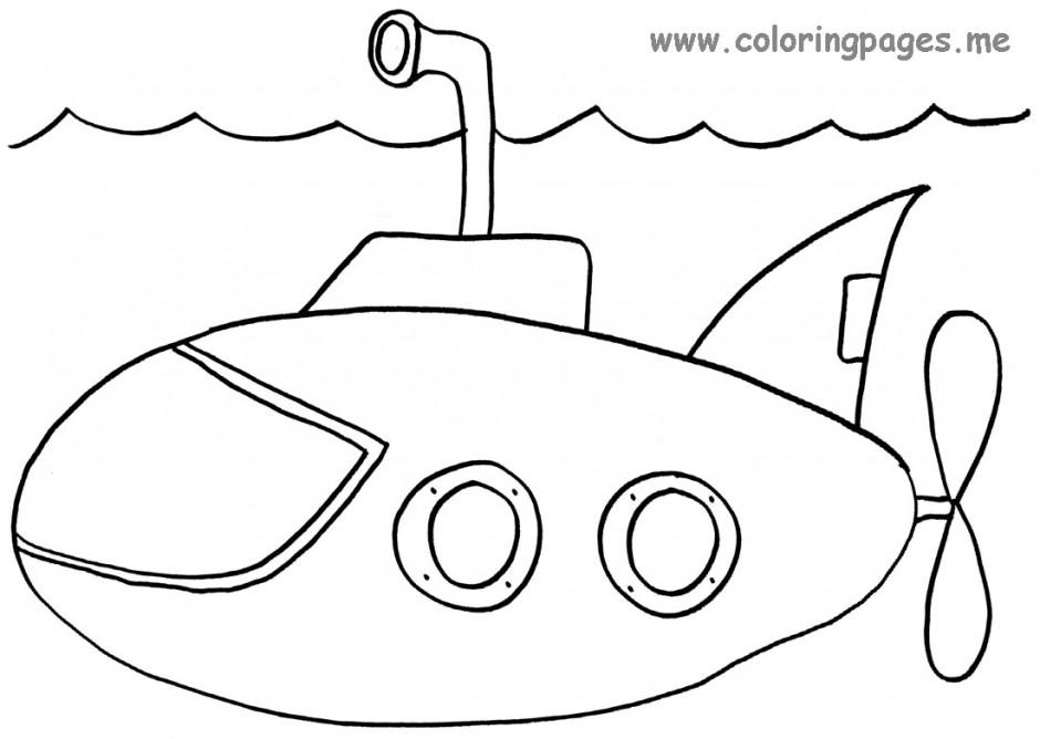 940x668 Submarine