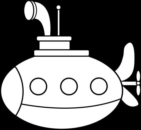 550x505 Submarine