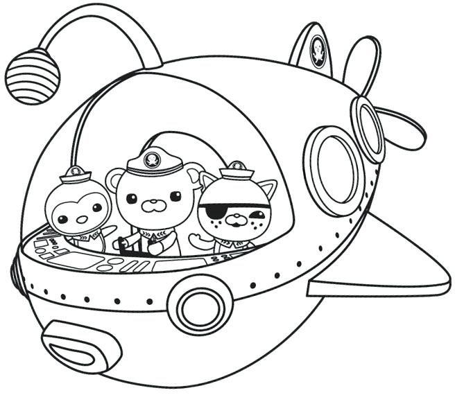 669x570 Submarine Coloring Pages Coloring Pages Submarine Coloring Pages