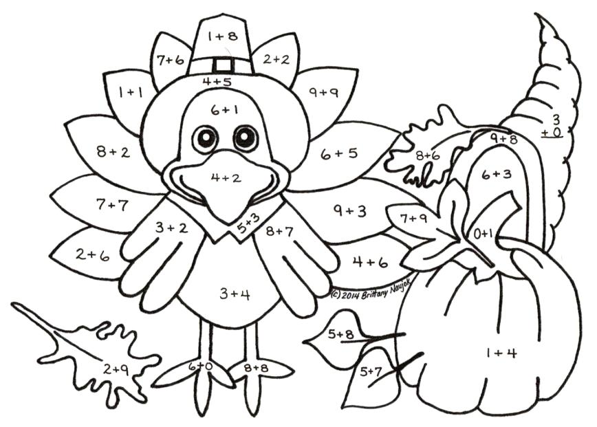 868x621 Addition Coloring Worksheet Subtraction Coloring Pages Math