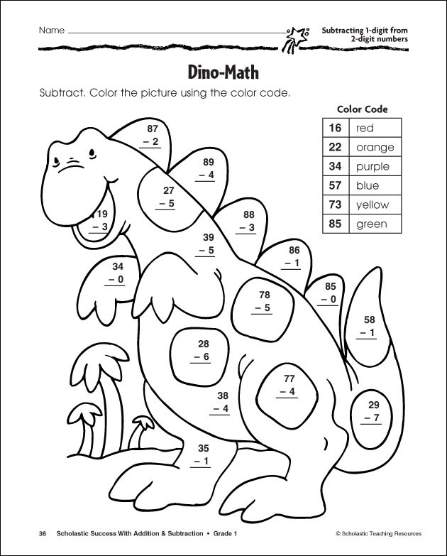 630x783 Addition Subtraction Color Pages Coloring Pages Now Addition