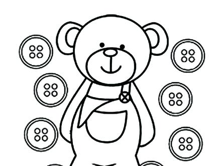 440x330 Subtraction Coloring Pages Also Corduroy Bear Subtraction Coloring