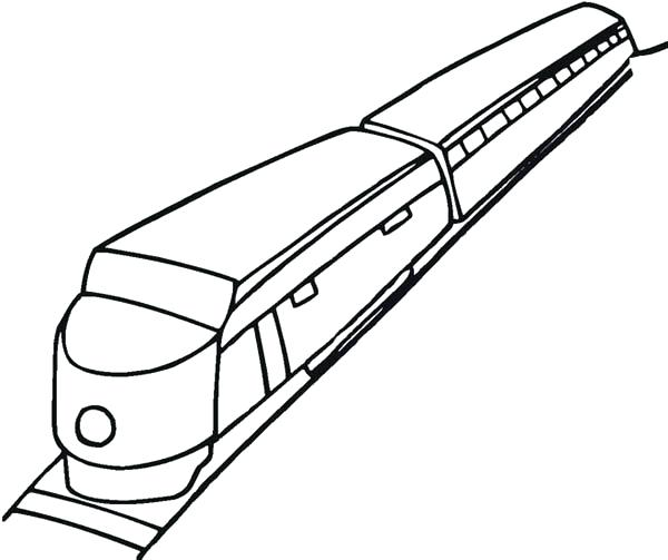 600x503 How To Draw A Train Plus How To Draw A Steam Train Draw Train