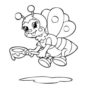 Sucker Coloring Page