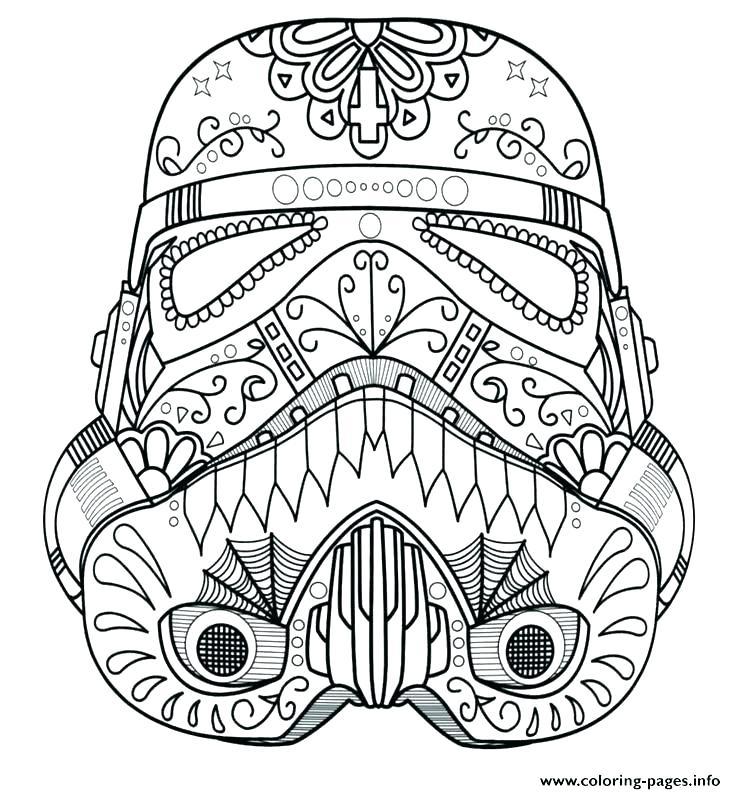 736x794 Sugar Skulls Coloring Pages Printable Sugar Skull Coloring Pages