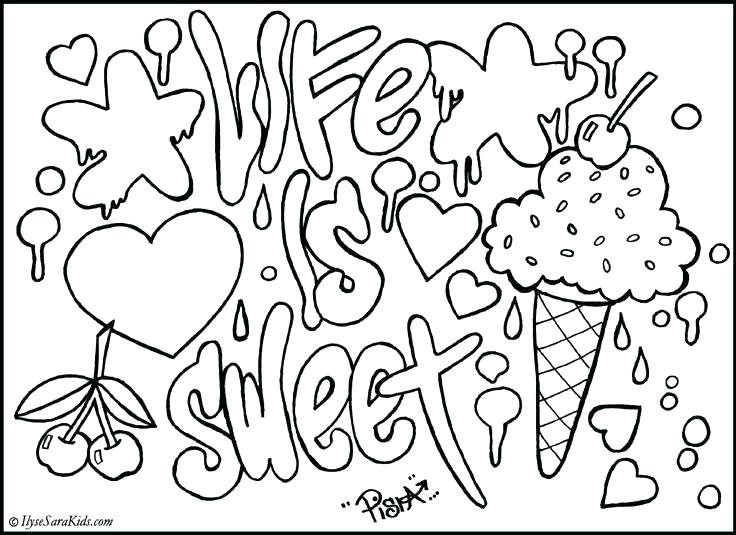 736x535 Sugar Skull Coloring Pages Free Good Graffiti Color Pages Free