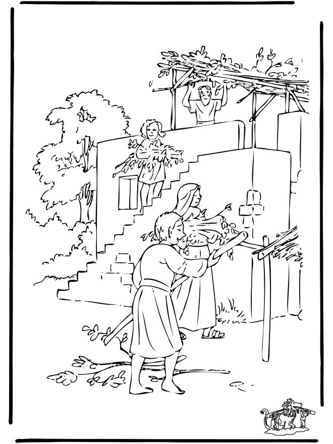 660x880 Sukkot Coloring Pages X Free Sukkot Coloring Pages