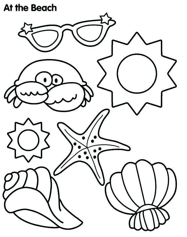 643x815 Free Coloring Pages To Print Summer Coloring Page Summer Coloring