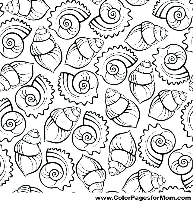 640x667 Beach Coloring Pages Coloring Page Beach Summer Beach Coloring