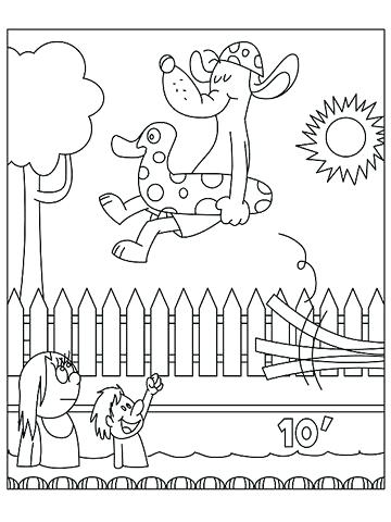 360x480 Printable Summer Coloring Pages For Vanda