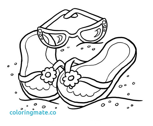 640x528 Coloring Pages Of Summer Clothes Summer Printable Coloring Pages