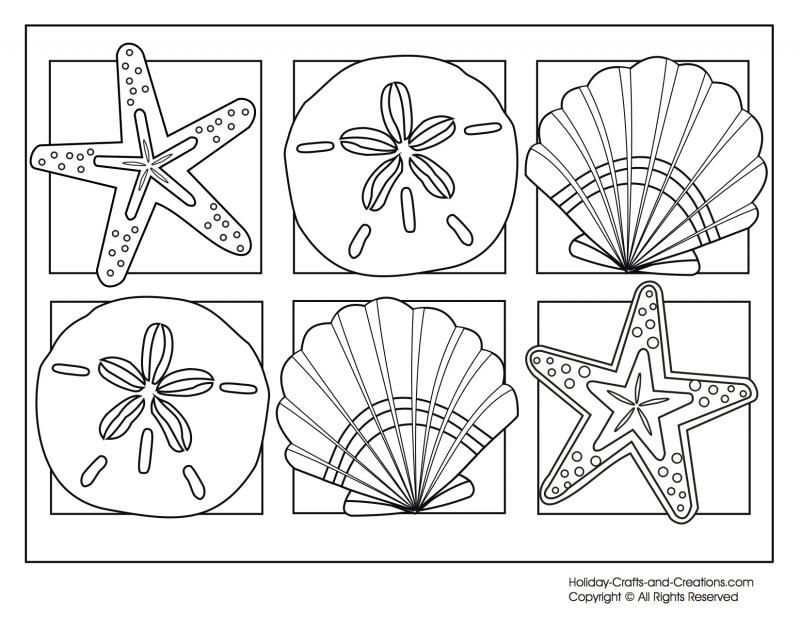 800x618 Cool, Free Summer Coloring Pages For Kids Summer, Free