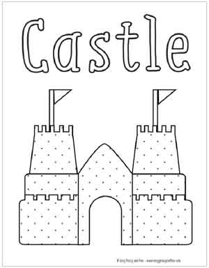 300x384 Summer Coloring Pages {free Printable}