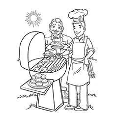 230x230 Top Free Printable Summer Coloring Pages Online